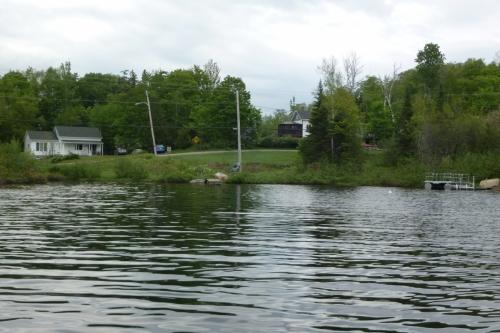 Zone 01 du lac Charlebois